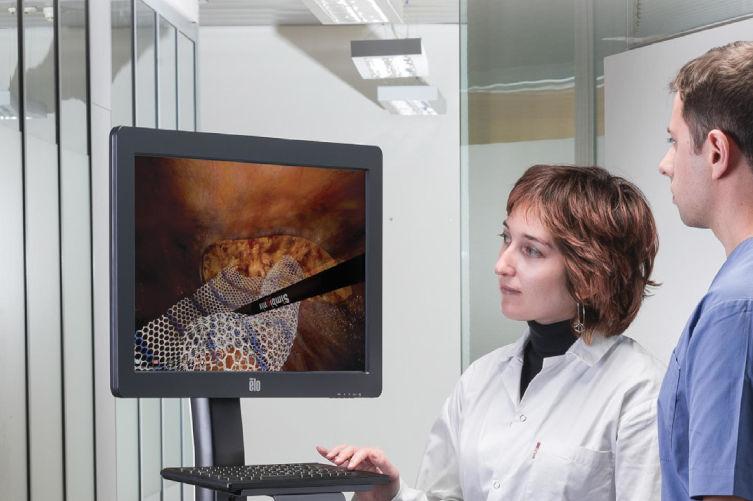 Medizinischer Simulator für Ausbildung Gynäkologie und Viszeralchirurgie am Spital Uri