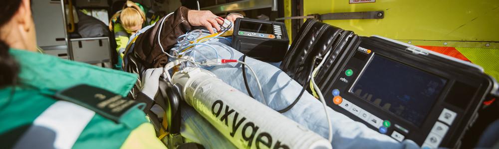 Tempus ALS Defibrillator Monitor Schweiz RDT Philips