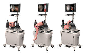 arthroskopischer Training Simulator 3D systems simbionix schweizer partner