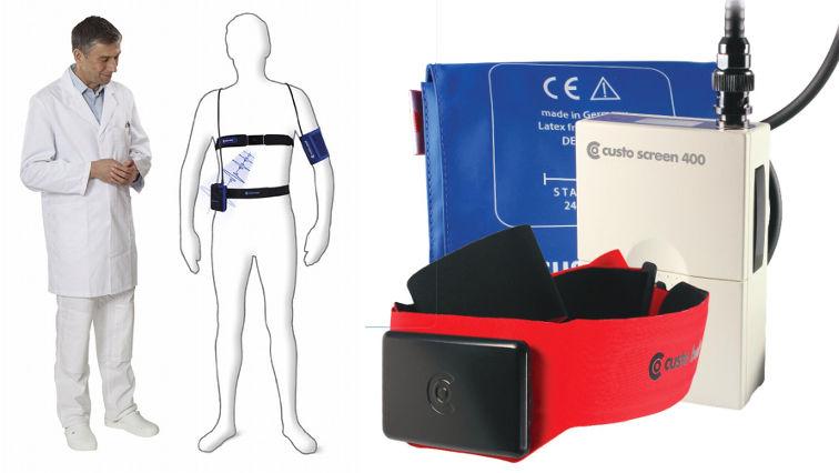 Langzeit EKG und Langzeit Blutdruck BD kombiniert