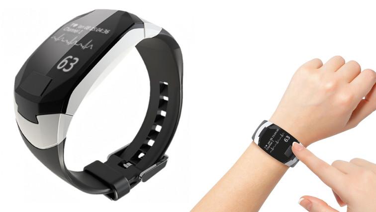custo watch - das Langzeit EKG ohne Kabel und ohne Elektroden in Form einer Uhr