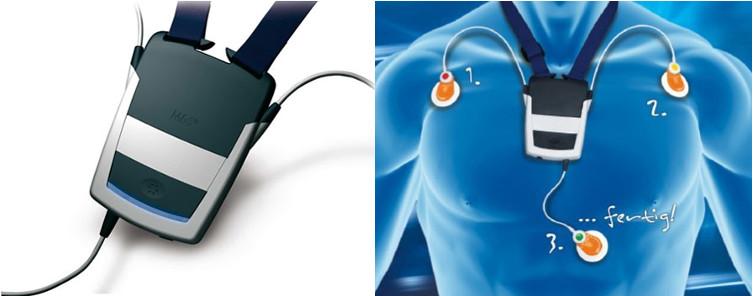 Langzeit-EKG-Systeme und Multiday Rekorder in der Schweiz von customed