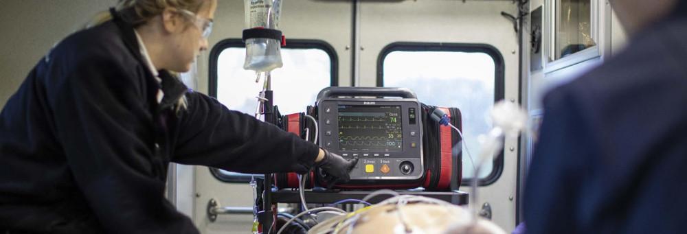 Defibrillator Monitor Intrepid von Philips kaufen mit Garantie