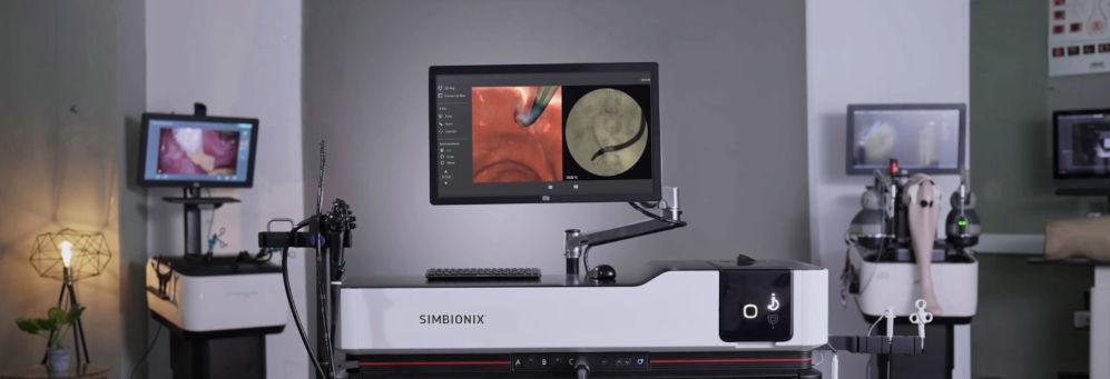Simulation für Gastroenterologie, Urologie und Bronchoskopie Training und Ausbildung von Simbionix