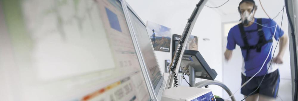 Ergospirometrie Vorteile PC Diagnostik