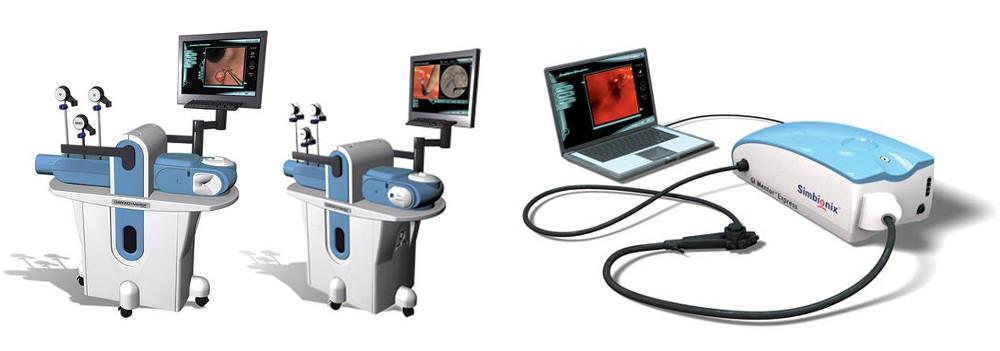 Simulation Gastroenterologie-Schulung-Schweiz-GI-Mentor von 3D Systems und Simbionix
