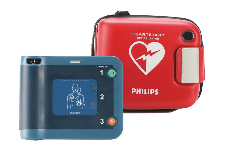 Defibrillator für Pflegepersonal und Krankenschwester im Spital