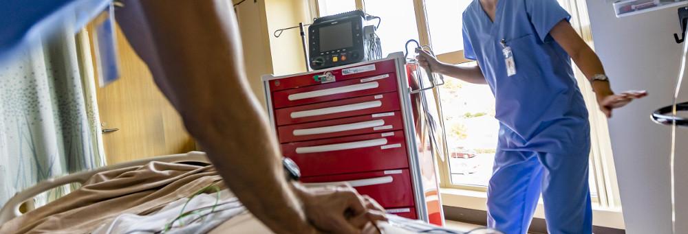 Defibrillator Monitor Heartstart Intrepid für die Klinik mit schweizer Garantie