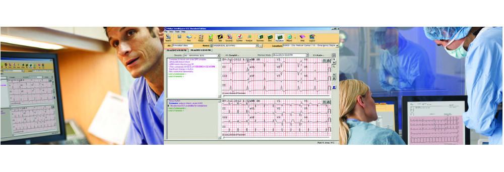 durchgängiges EKG Datenmanagement aus unterschiedlichen Quellen mit iecg Software