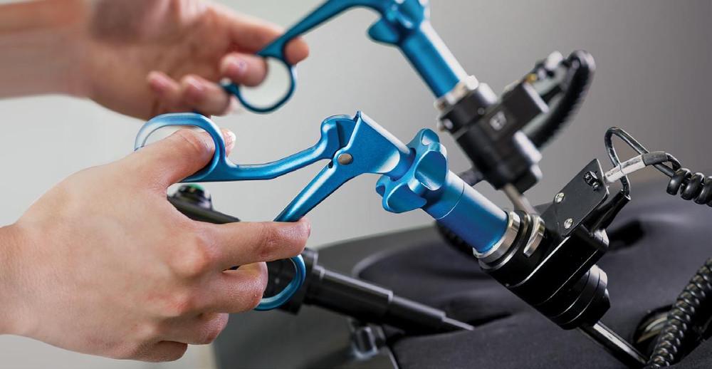 laparoskopie training simulator schweiz 3d systems simbionix