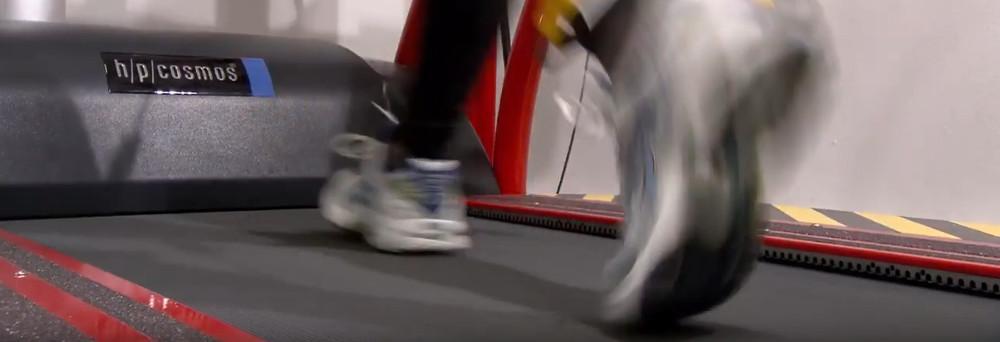 Laufband und Laufbandsysteme für Sportmedizin, Diagnostik und Kardiologie
