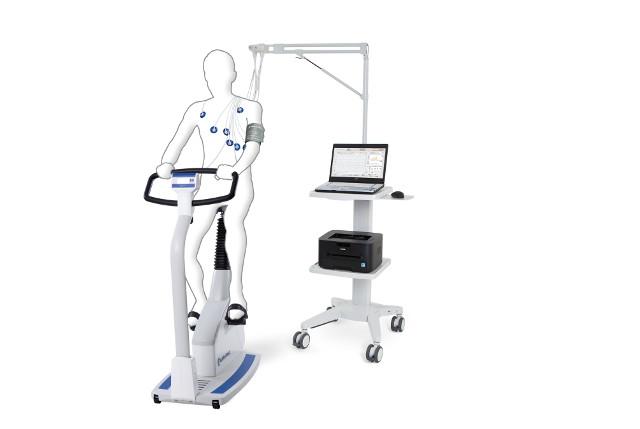EKG Messplatz Schweiz Gesundheitszentrum oder Kardiologie Praxis