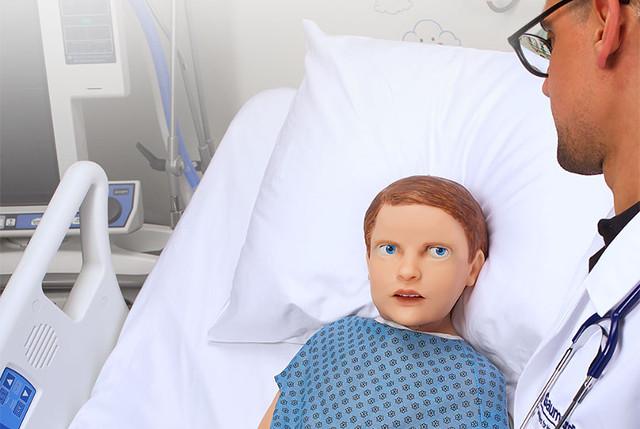 Patientensimulator in der Ausbildung und Weiterbildung in der Schweiz im Spital