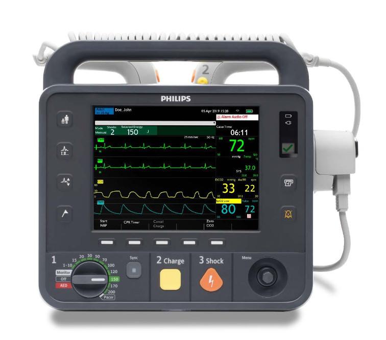 Defibrillator Monitor für Rettungsdienst und ambulanz kaufen