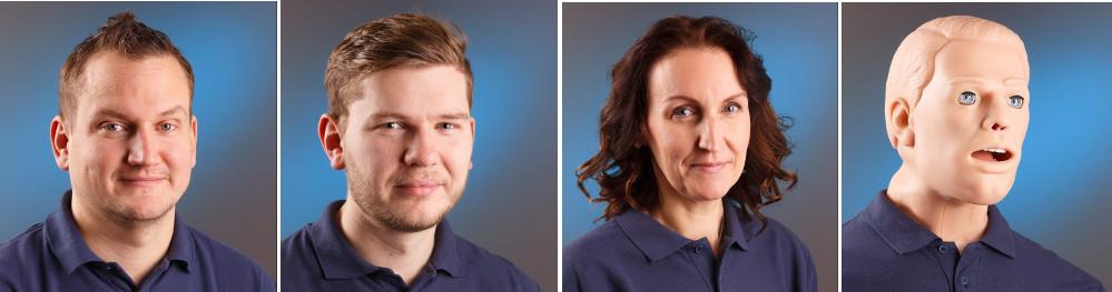 Dozierende und Trainer für Sim Center Techniker und Betreiber in der Schweiz