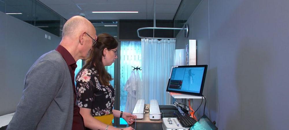 Simulation hat wichtige Rolle bei der Prüfung von Gefäss Chirurgen in Holland