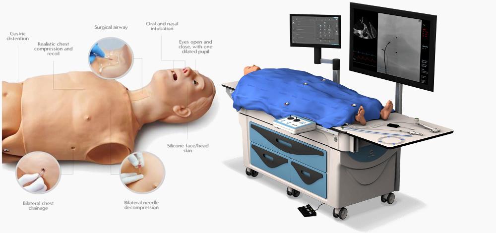 medizinische Skills und Patienten Simulation Schweizer Partner mit Service