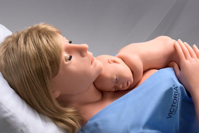 Geburtssimulator in Genf Geneve Hug Universitätsspital