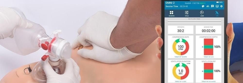 Training für Rettungsdienst mit Patienten Simulator in der Schweiz und im SIM Zentrum