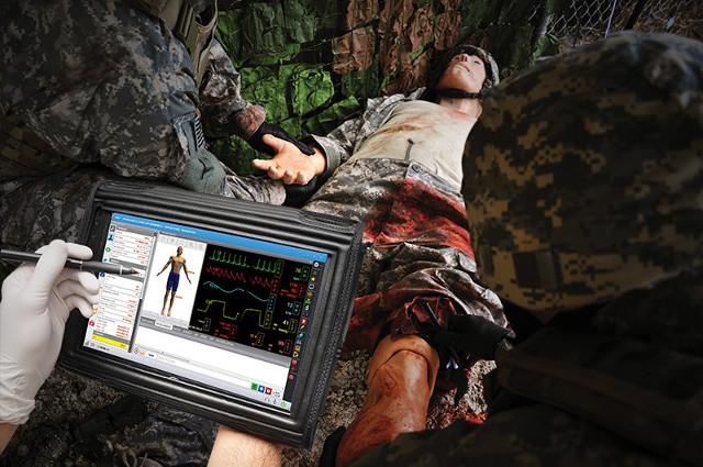 Trauma Simulator HAL zum Training für Rettungsdienste, Polizei und Armee in der Schweizer Realität
