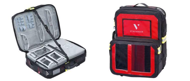 fleischhacker rettungsrucksack für Rettungsdienst Stavanger Schweiz